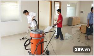 Dịch vụ vệ sinh nhà cửa uy tín chất lượng tại Hà Nội