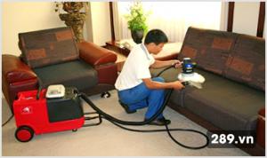 Dịch vụ giặt ghế sofa giá rẻ siêu sạch tại Hà Nội