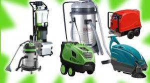 Các thiết bị dọn vệ sinh công nghiệp