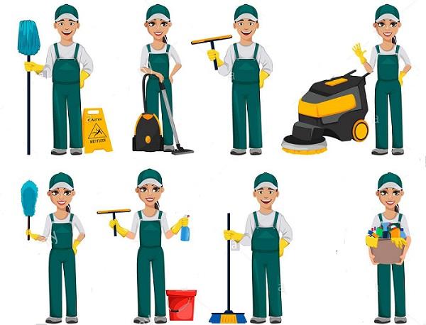 Sau khi đã hoàn thành xong quy trình vệ sinh công nghiệp cần tiến hành nghiệm thu