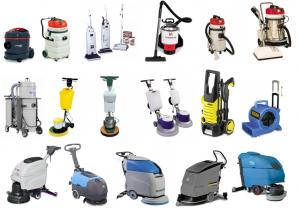Tổng hợp những dụng cụ vệ sinh công nghiệp cần thiết